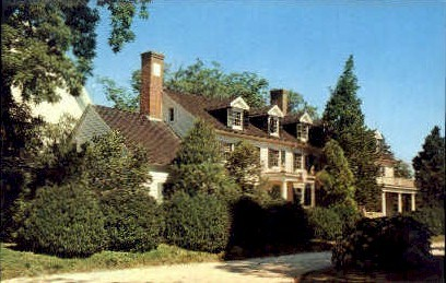 Sagtikos Manor - Long Island, New York NY Postcard