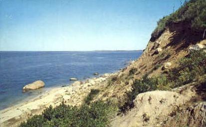 Sound Shore - Long Island, New York NY Postcard