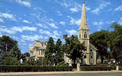 St. Andrews R.C. Church - Long Island, New York NY Postcard