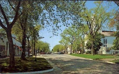 Southhampton - Long Island, New York NY Postcard