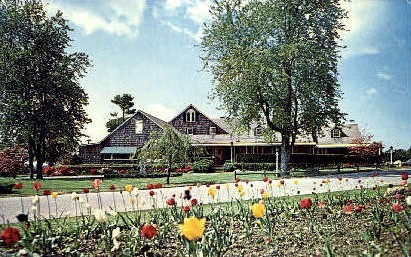 Milleridge Inn - Long Island, New York NY Postcard