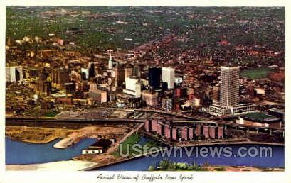 Buffalo, New York, NY Postcard