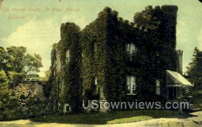 Warner Castle - Rochester, New York NY Postcard