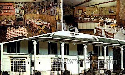 Olde Jericho Tavern - Bainbridge, New York NY Postcard