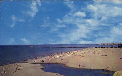 Conneaut Township Park - Ohio OH Postcard
