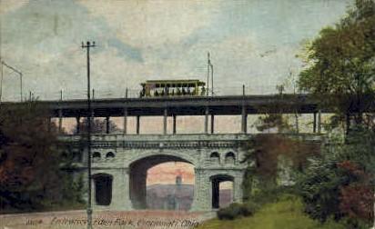 Eden Park - Cincinnati, Ohio OH Postcard