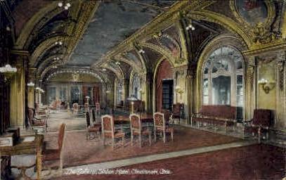 The Gallery, Sinton Hotel - Cincinnati, Ohio OH Postcard