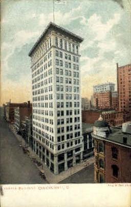 Ingals Building - Cincinnati, Ohio OH Postcard