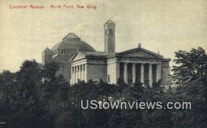 Cincinnati Museum - Ohio OH Postcard