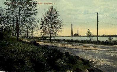 Park - Cleveland, Ohio OH Postcard