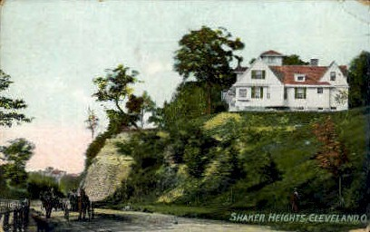 Shaker Heights - Cleveland, Ohio OH Postcard