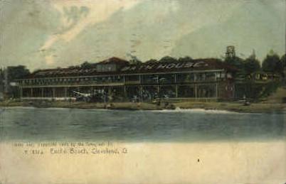 Euclid Beach - Cleveland, Ohio OH Postcard