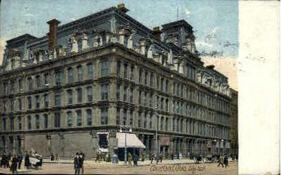 City Hall - Cleveland, Ohio OH Postcard