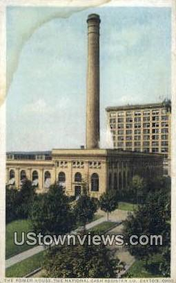 National Cash Resister Co - Dayton, Ohio OH Postcard