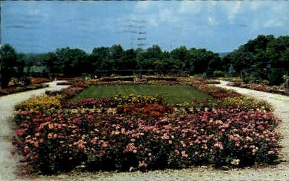 The Mall - Columbus, Ohio OH Postcard