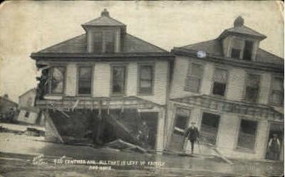 450 Centner Ave. - Columbus, Ohio OH Postcard