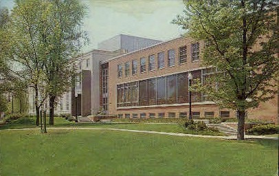 The New College of Law Building - Columbus, Ohio OH Postcard