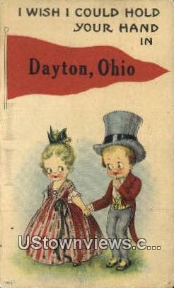 Dayton, OH,     :     Dayton, Ohio Postcard