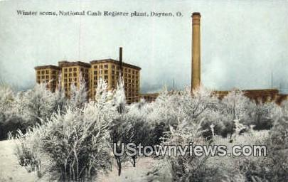 National Cash Register Co - Dayton, Ohio OH Postcard