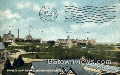 National Military Home - Dayton, Ohio OH Postcard