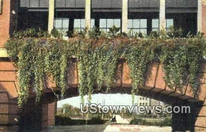 Bridge, Cash Register - Dayton, Ohio OH Postcard