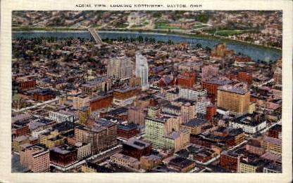 Dayton, Ohio Postcard