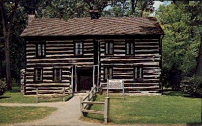 Newcom Tavern - Dayton, Ohio OH Postcard