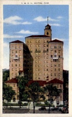 Y. M. C. A. - Dayton, Ohio OH Postcard