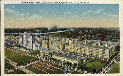 National Cash Register Buildings - Dayton, Ohio OH Postcard
