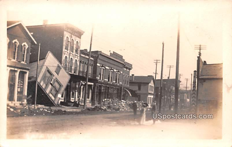 Wayne Avenue - Dayton, Ohio OH Postcard