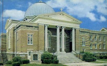 St. Matthew's Lutheran Church - Mansfield, Ohio OH Postcard