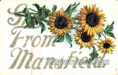 Mansfield, Ohio,    :     Mansfield, OH Postcard
