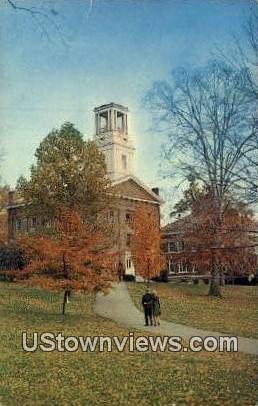 Erwin Hall, Marietta College - Ohio OH Postcard