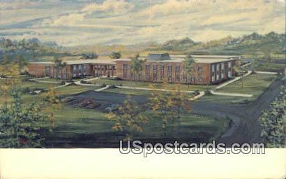 Kent State University - Ashtabula, Ohio OH Postcard