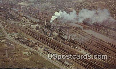 Koppers Company - Youngstown, Ohio OH Postcard