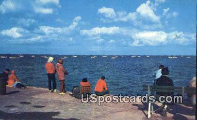 Lakeside, OH Postcard      ;      Lakeside, Ohio