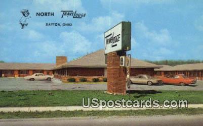 North Travelodge - Dayton, Ohio OH Postcard