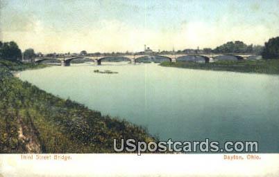 The - Dayton, Ohio OH Postcard