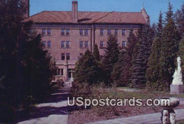 Convent of the Vincentian Sisters of Charity - Bedford, Ohio OH Postcard