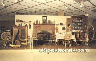Allen County Museum - Lima, Ohio OH Postcard