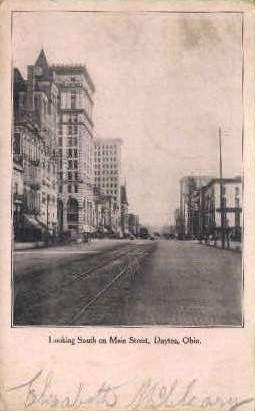Dayton, Ohio, OH Postcard