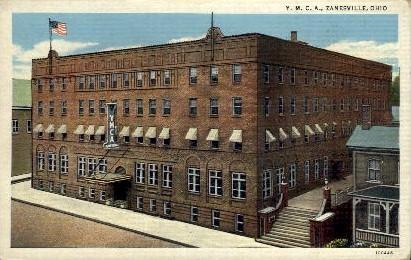 Y.M.C.A.  - Zanesville, Ohio OH Postcard