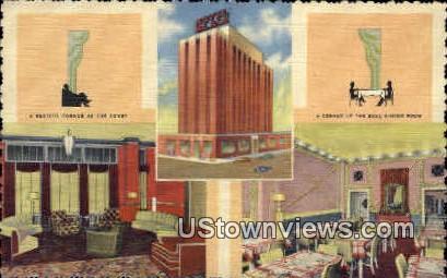 Hotel Black - Oklahoma City Postcards, Oklahoma OK Postcard