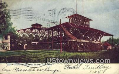 Delmar Garden - Oklahoma City Postcards, Oklahoma OK Postcard