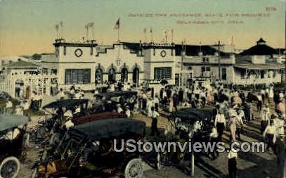 State Fair Grounds - Oklahoma City Postcards, Oklahoma OK Postcard