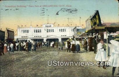 State Fair  - Oklahoma City Postcards, Oklahoma OK Postcard