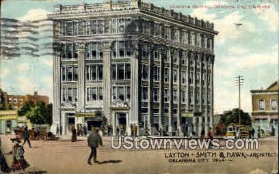Layton-Smith And Hawk-Architects - Oklahoma City Postcards, Oklahoma OK Postcard