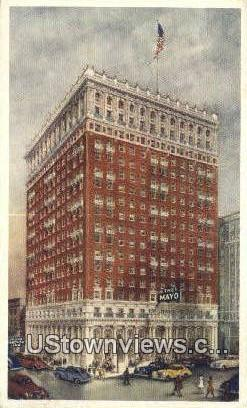 The Mayo Hotel - Tulsa, Oklahoma OK Postcard