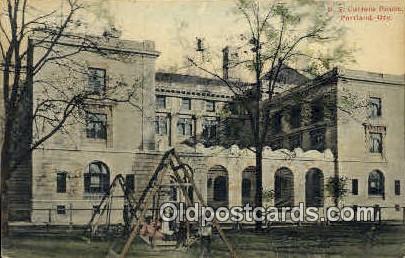 Us Custom House - Portland, Oregon OR Postcard