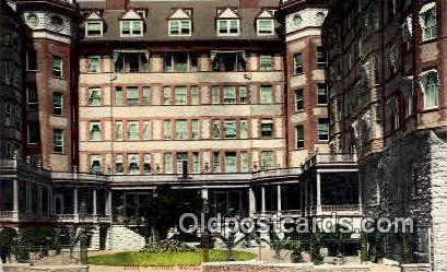 Court Hotel - Portland, Oregon OR Postcard